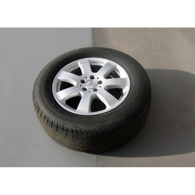 Диск колесный (легкосплав. комплект) 7,5J*17*H2 MB M-Class W164 2005-2011