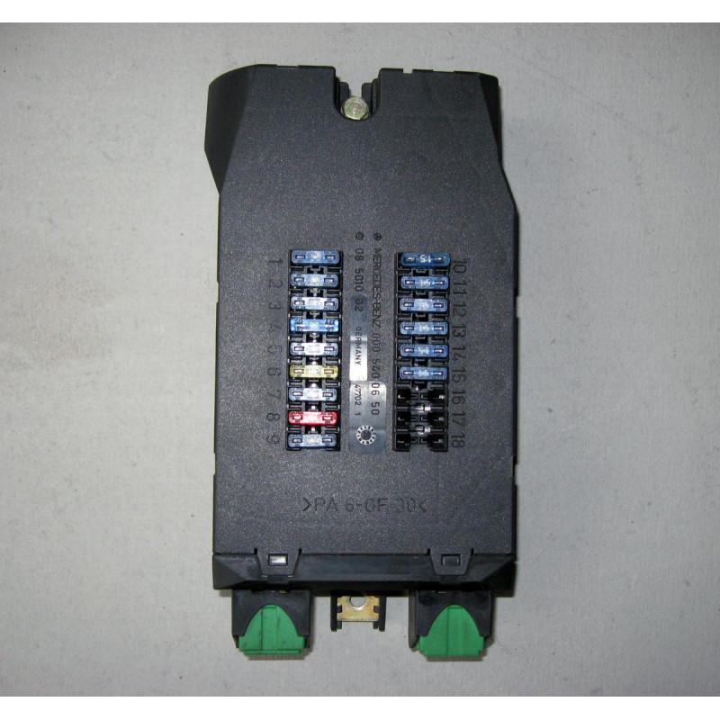 Блок предохранителей MB Sprinter TDI W901-905 1996-2000