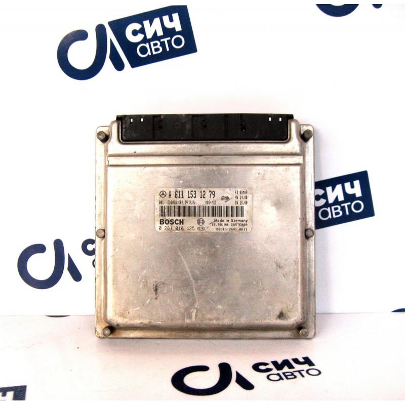 Блок управления двигателя MB Sprinter W901-905 OM611 2000-2006