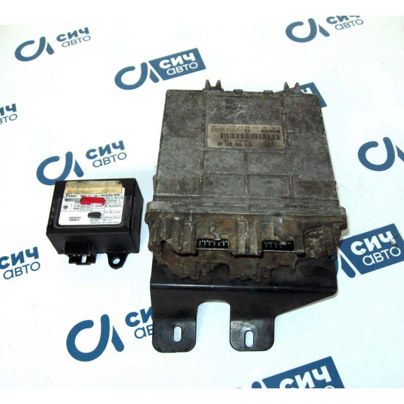 Блок управления двигателя 1 разъём (комплект) VW LT 2,5 ТDI 1996-2006