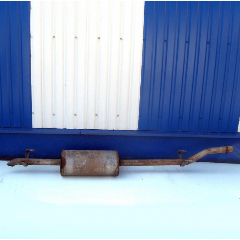 Глушитель бочка в сборе MB Sprinter W901-905 2000-2006