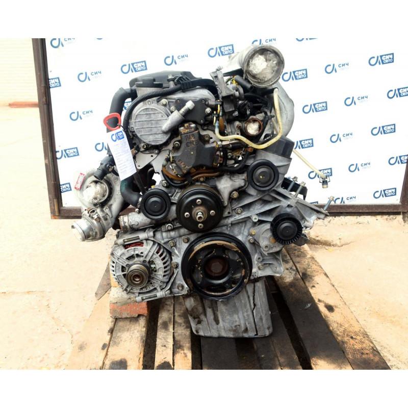 Двигатель OM612 (в сборе) MB Sprinter W901-905 2000-2006
