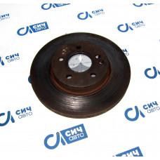 Диск тормозной передний MB Vito W639 2003-2010