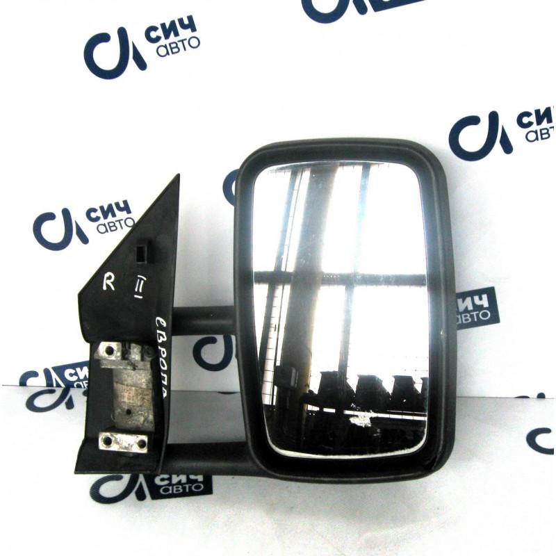 Зеркало правое механическое (Европа) MB Sprinter W901-905 1996-2006