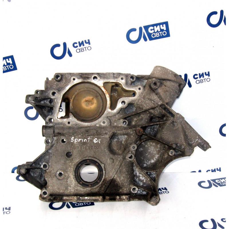 Крышка передняя (лобовина) MB Sprinter W901-905 OM611 2000-2006