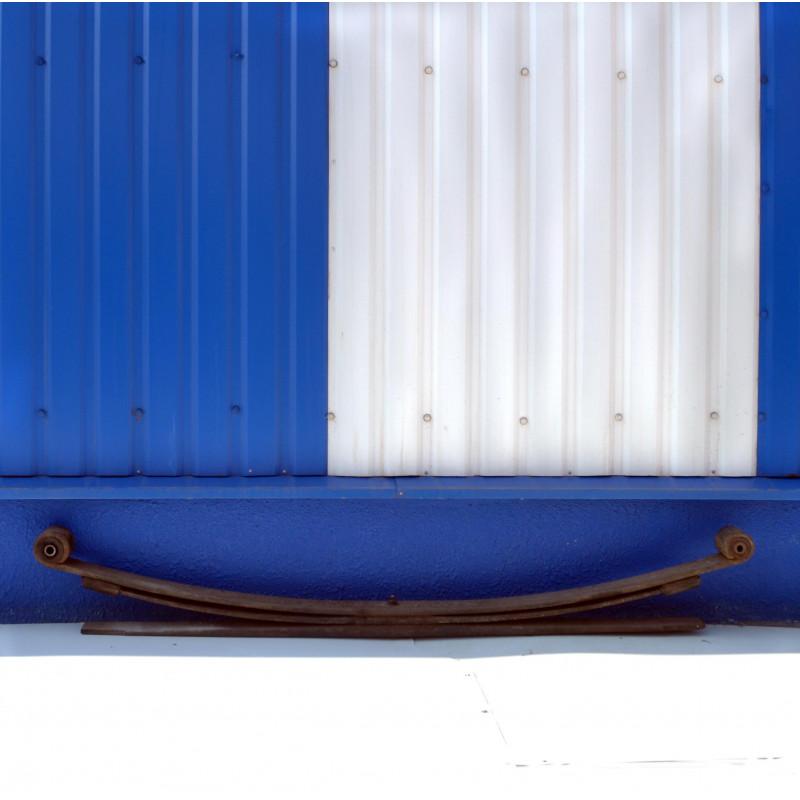 Рессора продольная 903 трёхлистовая (в сборе) MB Sprinter W901-905 1996-2006