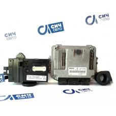 Блок управления двигателя (компдект) Renault Trafic 2.0 DCI 2001-2007