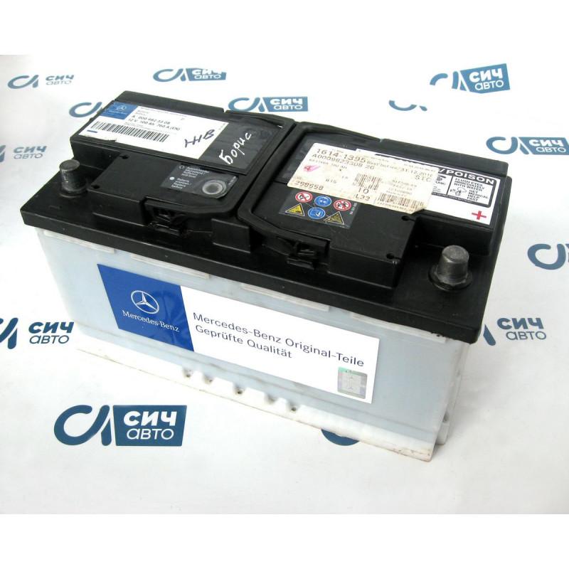 АКБ 80А-100А