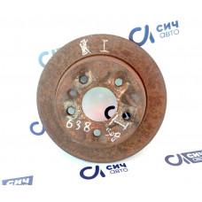 Диск тормозной задний MB Vito W638 1996-2003