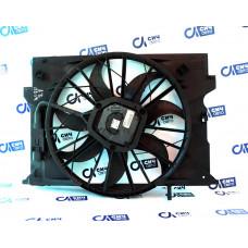 Диффузор с вентиляторами MB E-Class W211 OM647 2002-2009