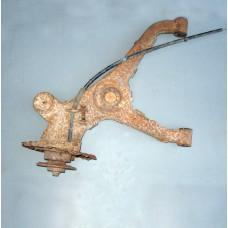 Рычаг задний правый со ступицей MB Vito W638 2000-2003