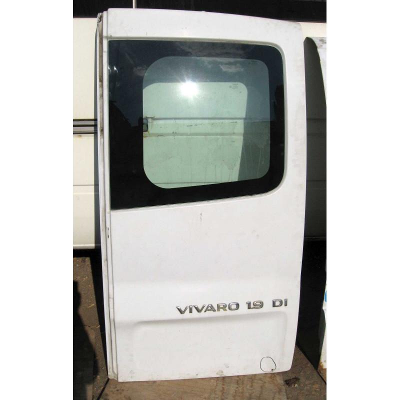 Дверь задняя правая со стеклом Renault Trafic 2001-2007