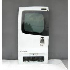 Дверь задняя левая со стеклом Renault Trafic 2001-2007