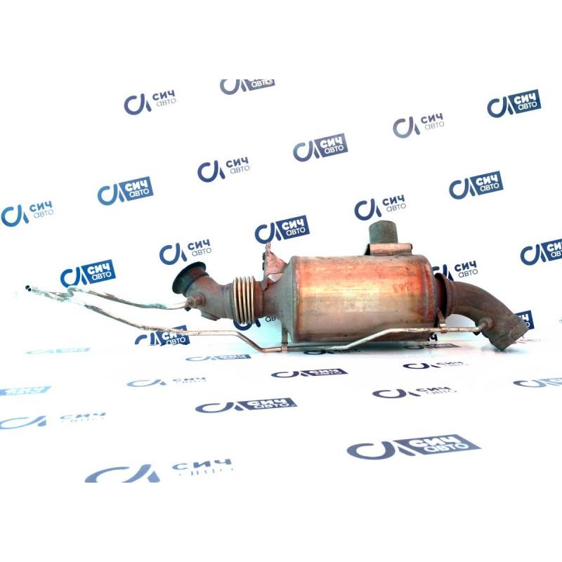 Глушитель передняя часть с гофрой VW Crafter  2,2 TDI 2006-2016