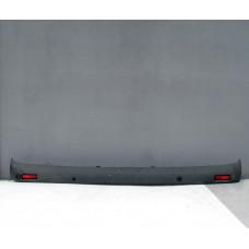 Бампер задний Renault Trafic 2001-2007