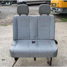 Сиденье двойное переднее левое VW LT 1996-2006