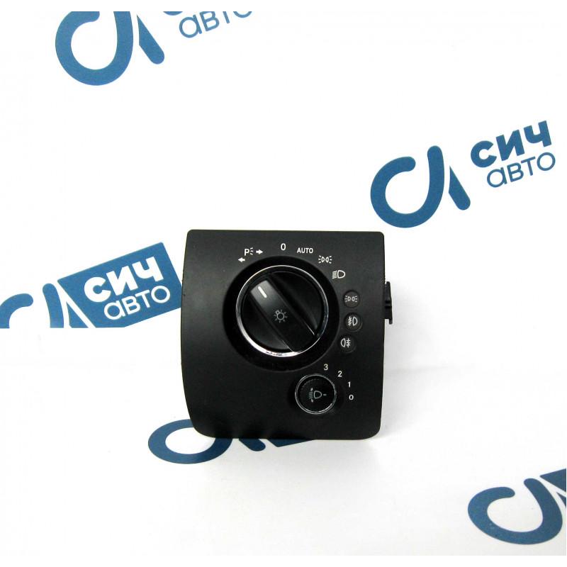 Блок управления светом MB M-Class W164 2005-2011