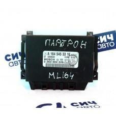 Блок управления парктрониками MB M-Class W164 2005-2011