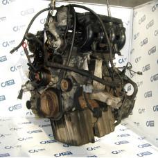 Двигатель OM611 (в сборе) турбина 11*13*MB Sprinter W901-905 2000-2006