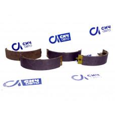 Колодки ручного тормоза (190*42) (новые) Iveco Daily 96- 42535858