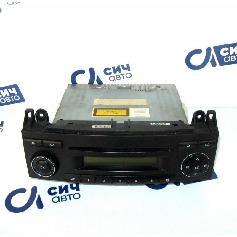 Автомагнитола (в ассортименте) MB Sprinter W906 2006-2016(9068200285.9068201186.9068200486.169820618