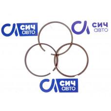 Кольца поршневые (стандарт) (к-кт) (новые) Opel Omega 2.3D 91.98 (2-2-4) 90156068