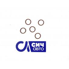 Кольцо патрубка с помпы на термостат (новое) Iveco Daily 17278481