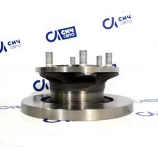 Диск тормозной передний (новый) Iveco Daily -99 42470842