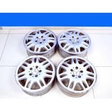 Диск колесный (легкосплав.комплект) 6,5J*16*ET60 H2 MB Vito W639 2003-2010
