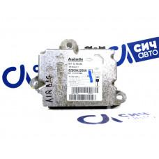 Блок управления Air Bag RENAULT MASTER3 (Opel Movano, Nissan Interstar) M9T B 670 2.3 dCi 2010 -