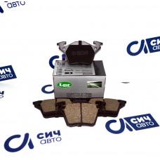 Колодки тормозные задние (новые) Mercedes Vito CDI W638 Bosch 0004214210
