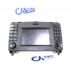 Автомагнитола (рестайлинг, большой экран) MB Sprinter W906 2010-2017