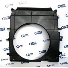 Диффузор радиатора (новый) Mercedes Sprinter W906 OM642 -09 9065050155