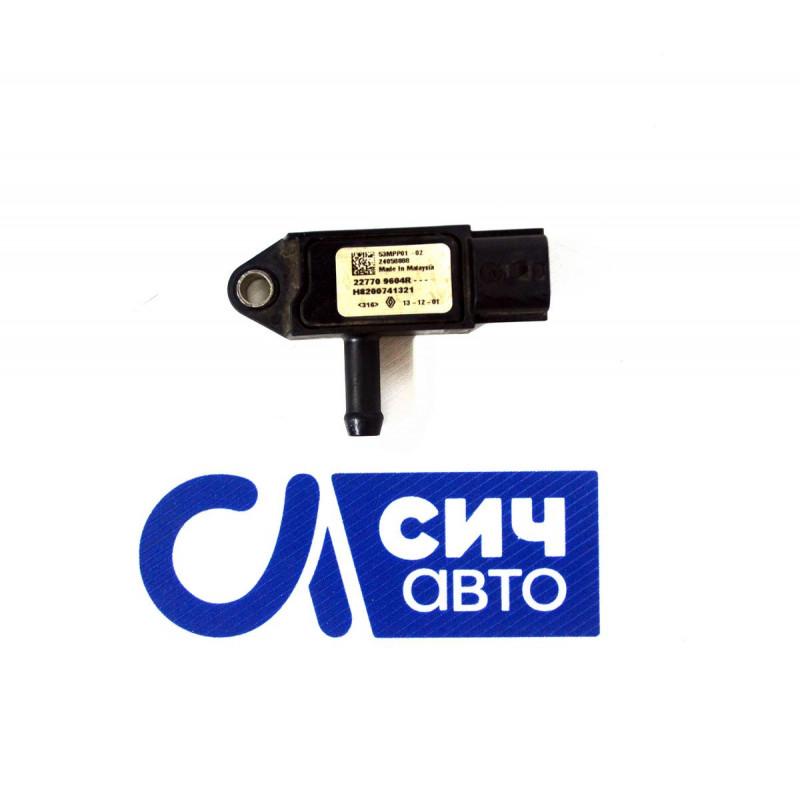 Датчик давления выхлопных газов RENAULT MASTER3 (Opel Movano, Nissan Interstar) M9T B 670 2.