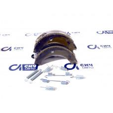 Колодки ручного тормоза (170*40) (новые) Mercedes Sprinter 412 -06 0024205920